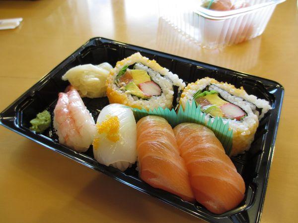 Flying Girl: Genuine Sushi at Wagocoro @ Helsinki